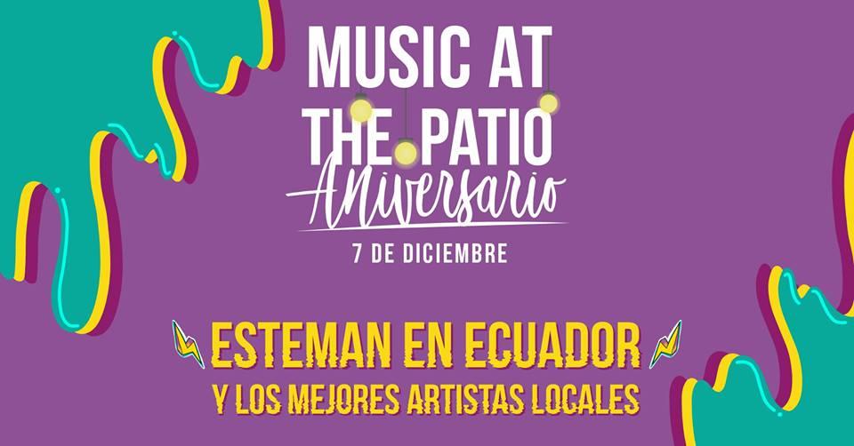 El Aniversario - Festival Musical en Guayaquil, BuenPlan
