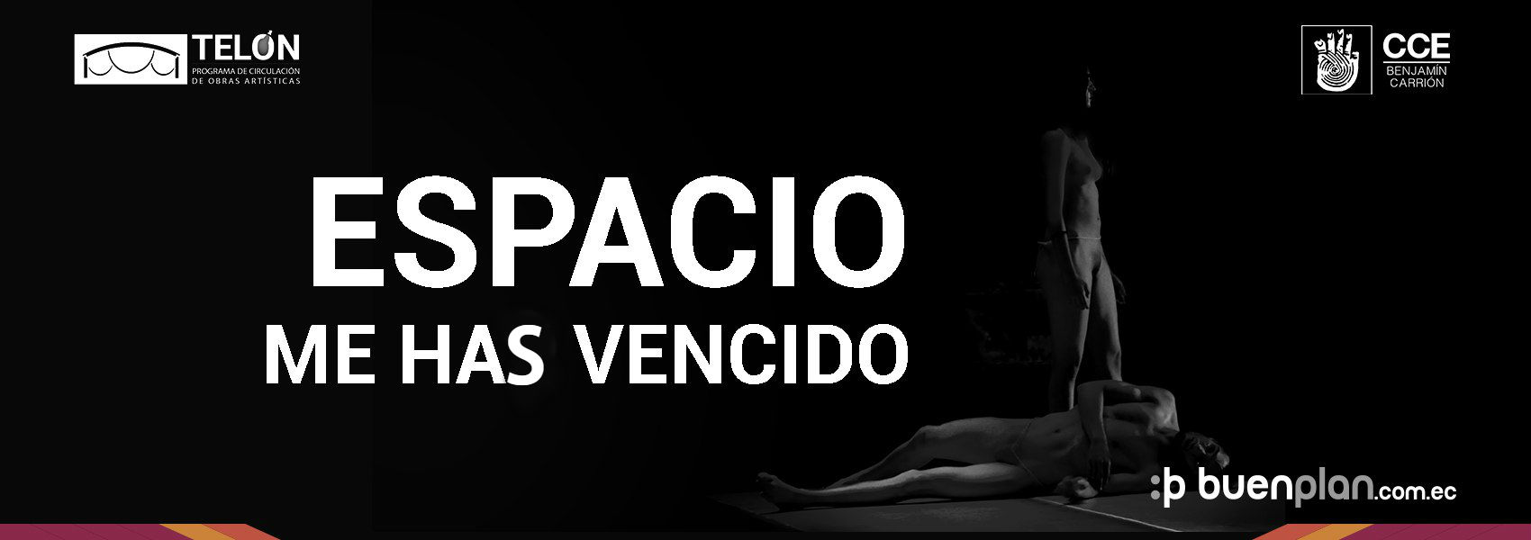 Espacio me has Vencido - 19 de Diciembre en Quito, BuenPlan