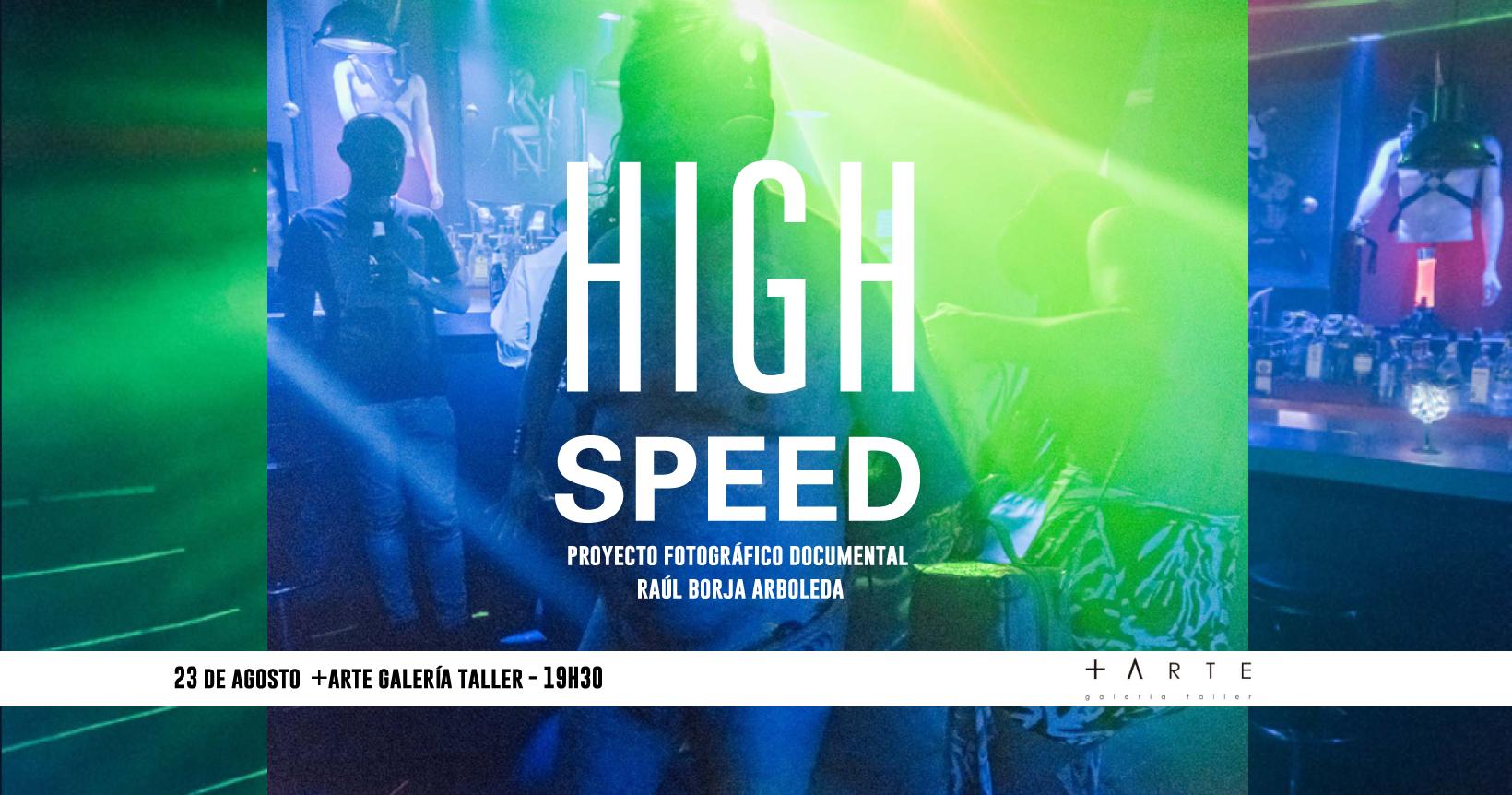 High Speed - Proyecto Fotográfico Documental en Quito, BuenPlan