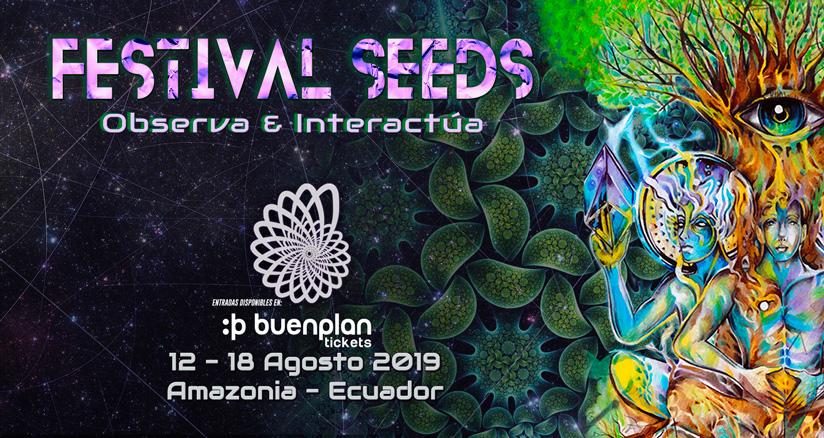 Festival Seeds - Observa e Interactua  en undefined, BuenPlan