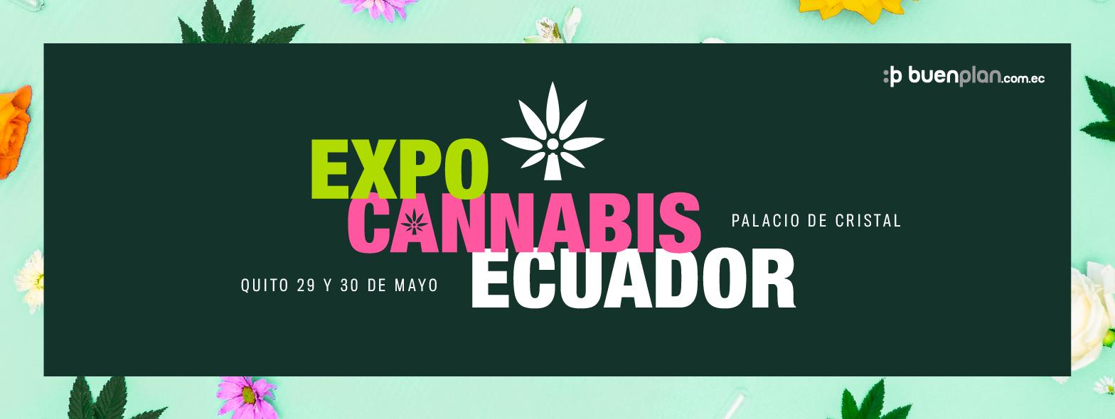 Expo Cannabis Ecuador en Quito, BuenPlan