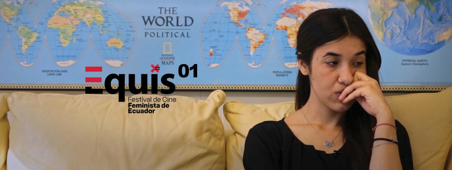 Función de Cine: On her shoulders seguido de un foro sobre Medios y violencia - Festival EQUIS en Quito, BuenPlan