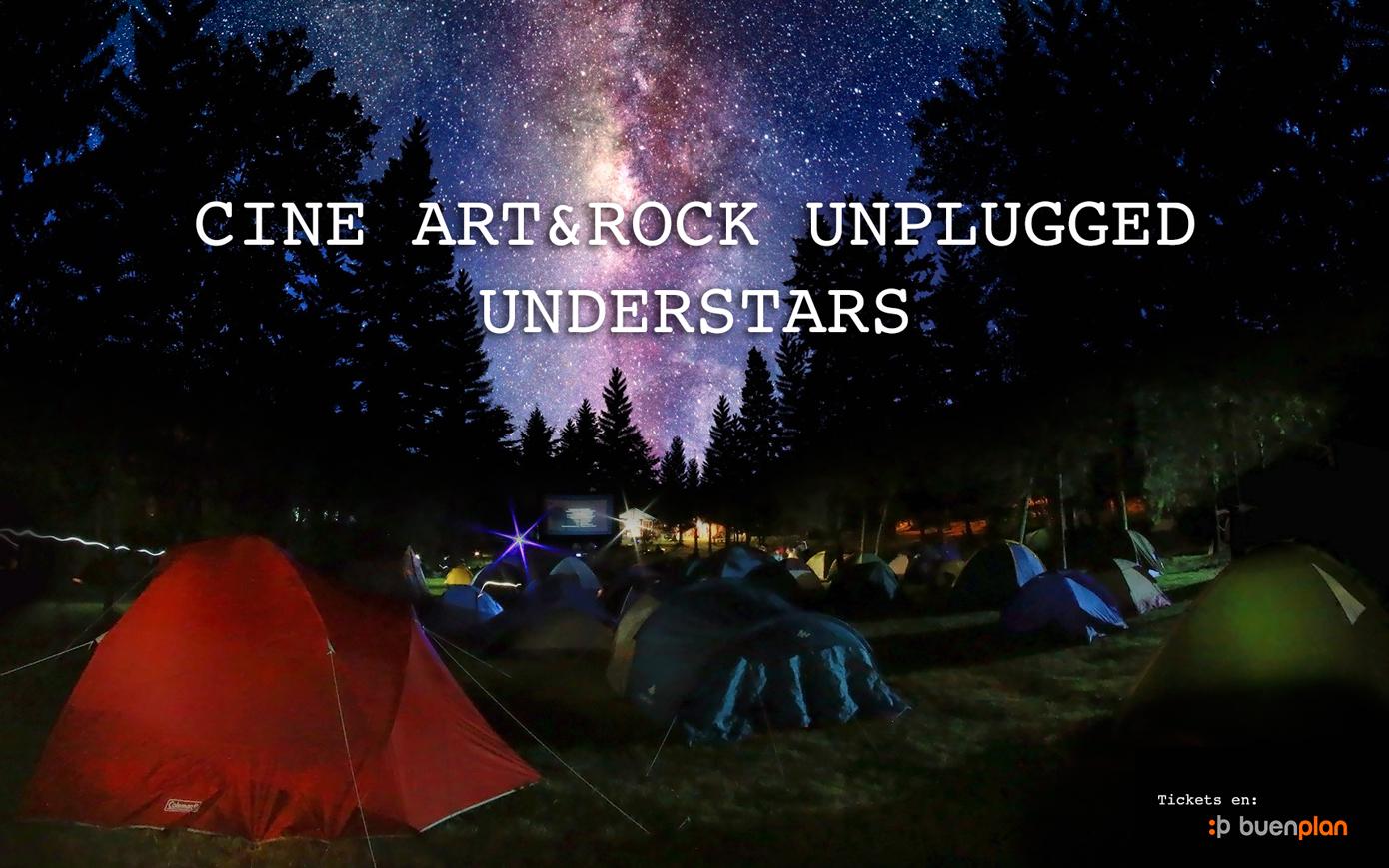 Cine Art&Rock Unplugged UnderStars  en Pintag, BuenPlan