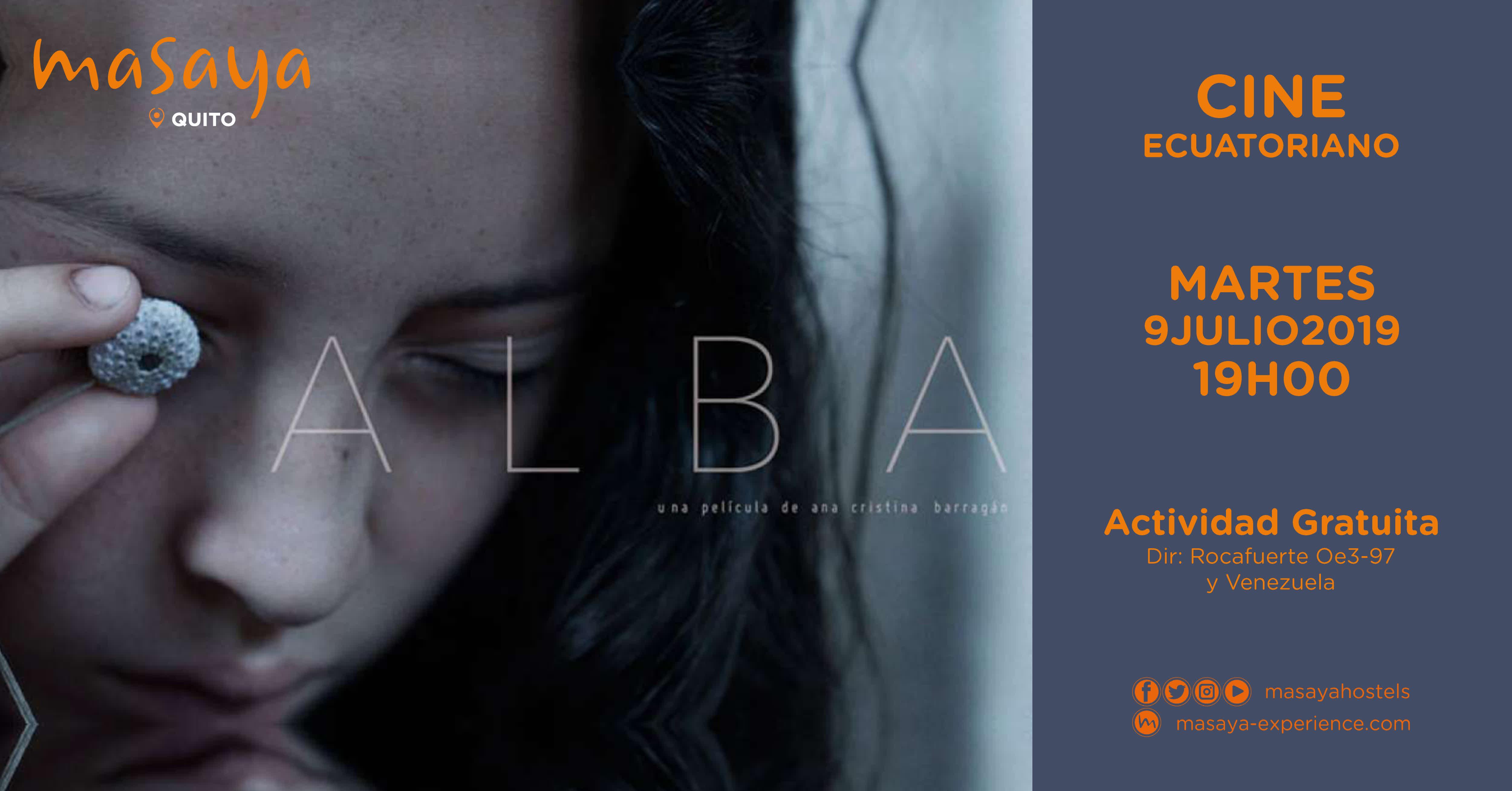 Cine Ecuatoriano - Alba en Quito, BuenPlan