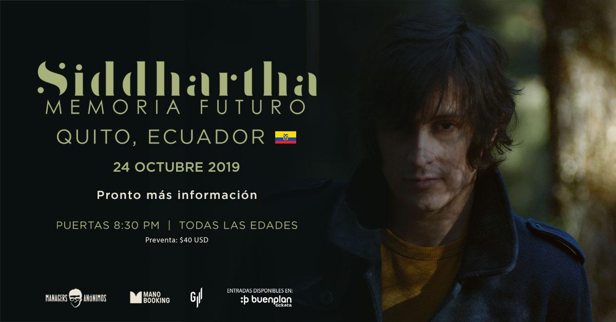 Siddhartha junto a Mauro Samaniego en Quito  en Quito, BuenPlan