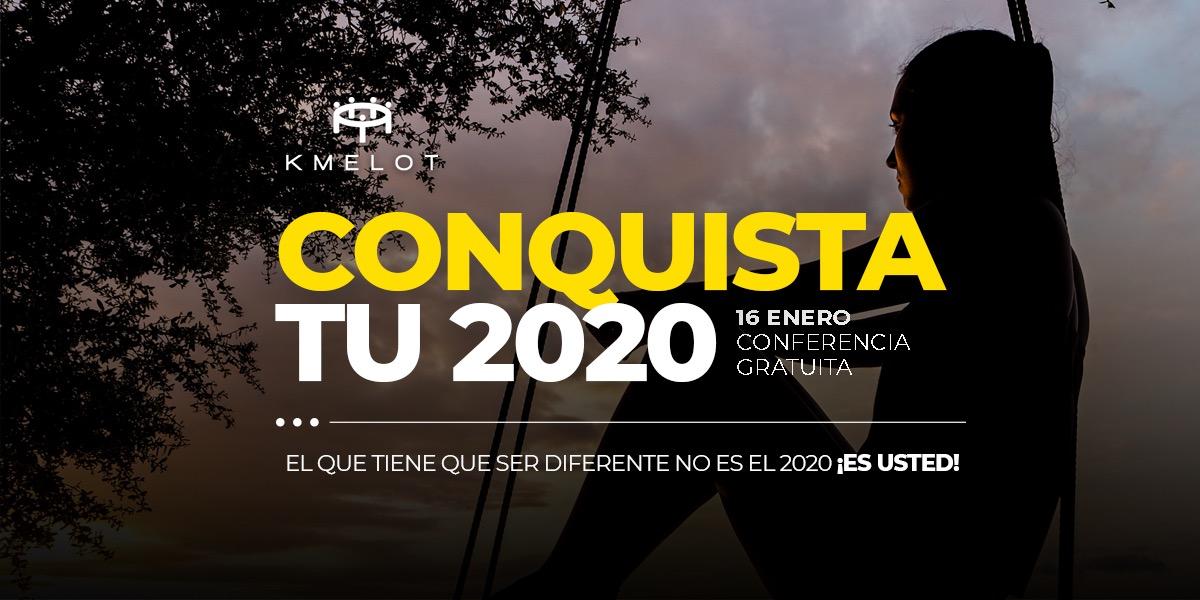 Conquista tu 2020 en Quito, BuenPlan