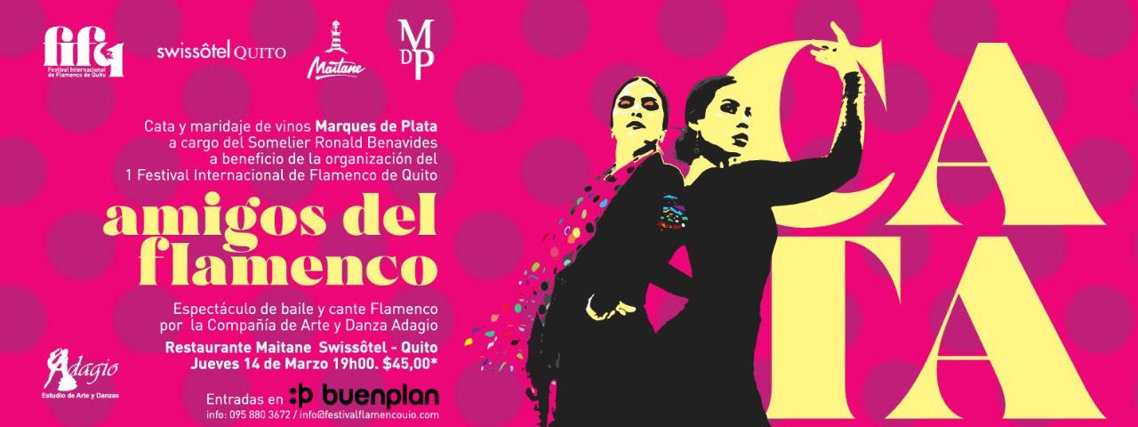 Amigos del Flamenco en undefined, BuenPlan