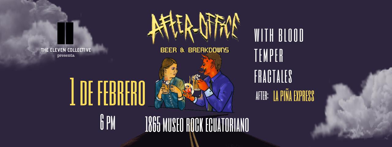After Office / Beer & Breakdowns en Quito, BuenPlan