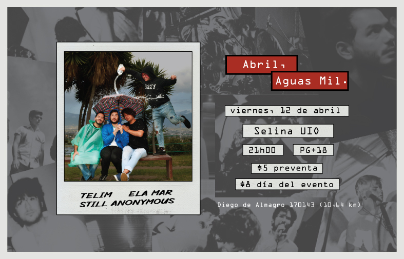 Abril, Aguas Mil en undefined, BuenPlan