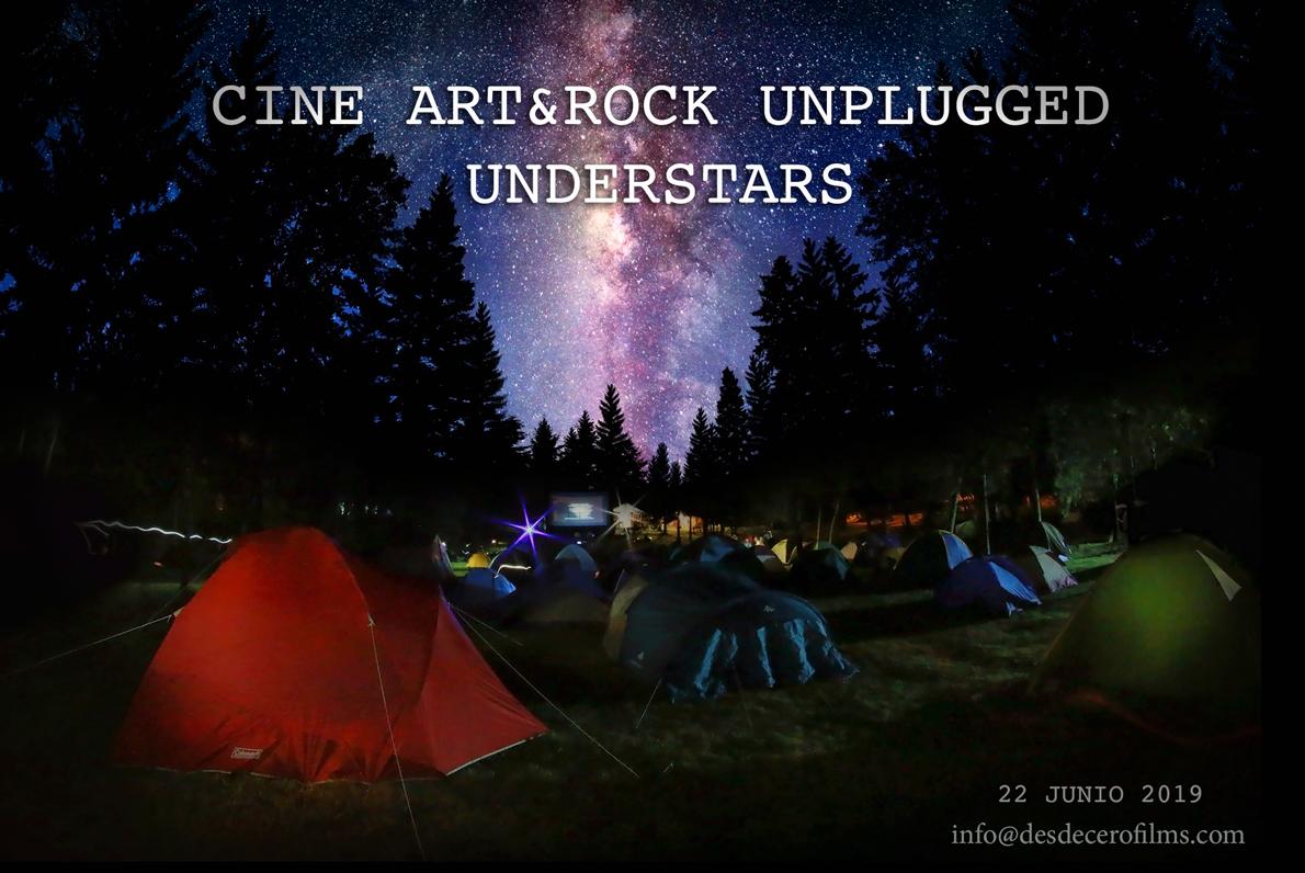 """Cine Art&Rock Unplugged UnderStars"" en Pintag , BuenPlan"