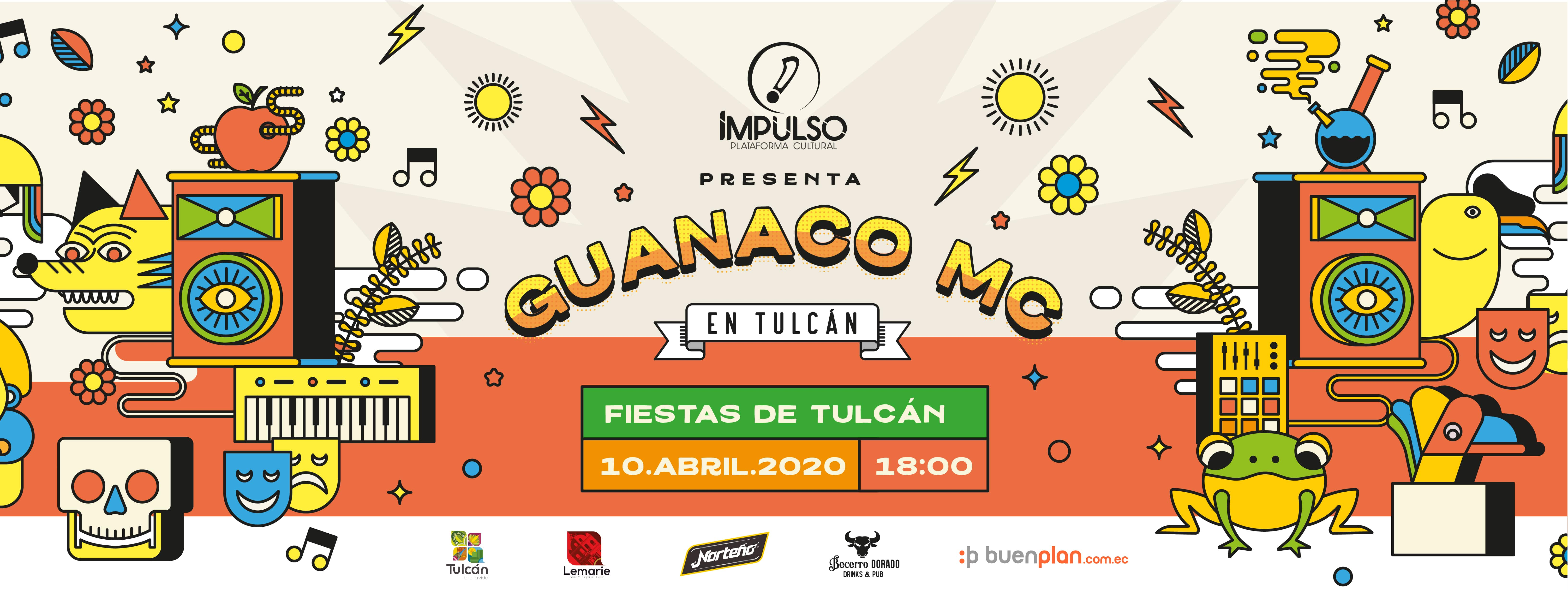 Guanaco Mc en Tulcán en Tulcán, BuenPlan