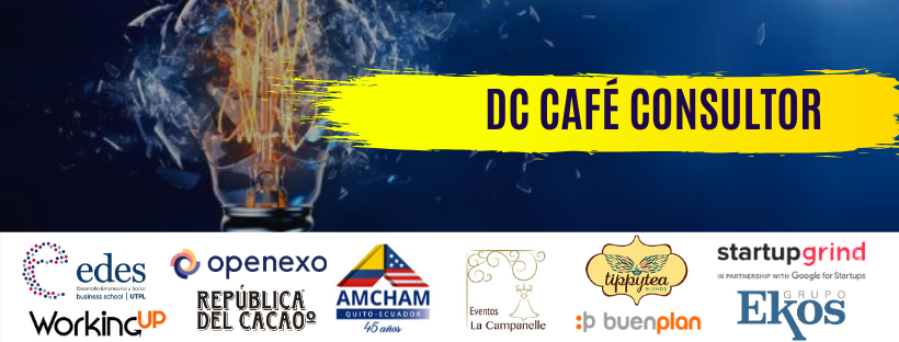 DC CAFÉ CONSULTOR en Quito, BuenPlan