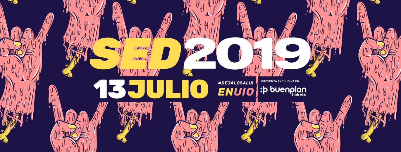 Saca el Diablo 2019 en Quito, BuenPlan
