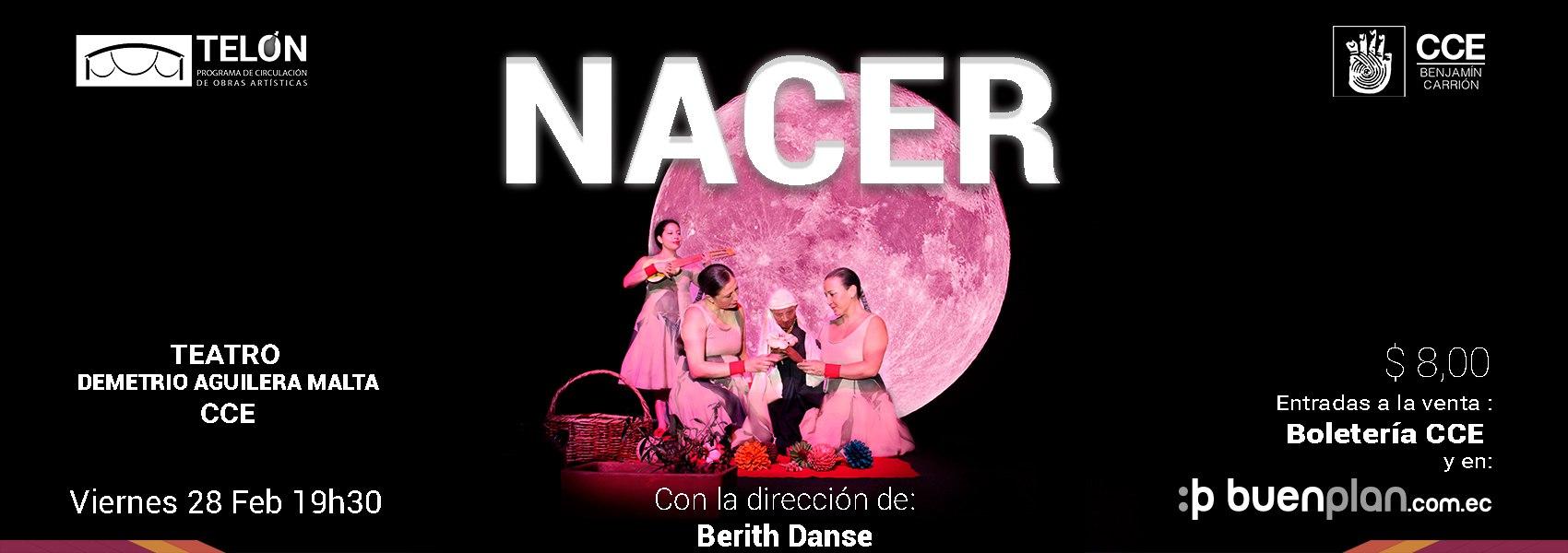 Nacer - 28 de Febrero en Quito - Ecuador, BuenPlan