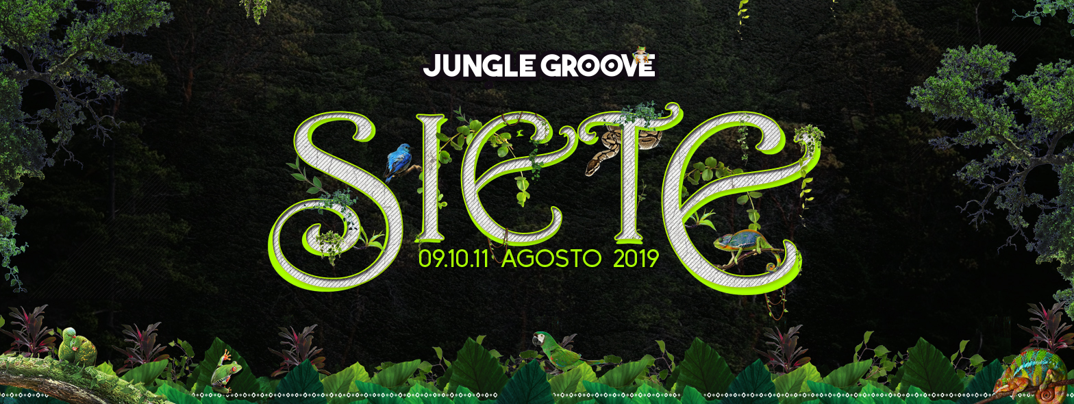 Jungle Groove - SIETE en undefined, BuenPlan