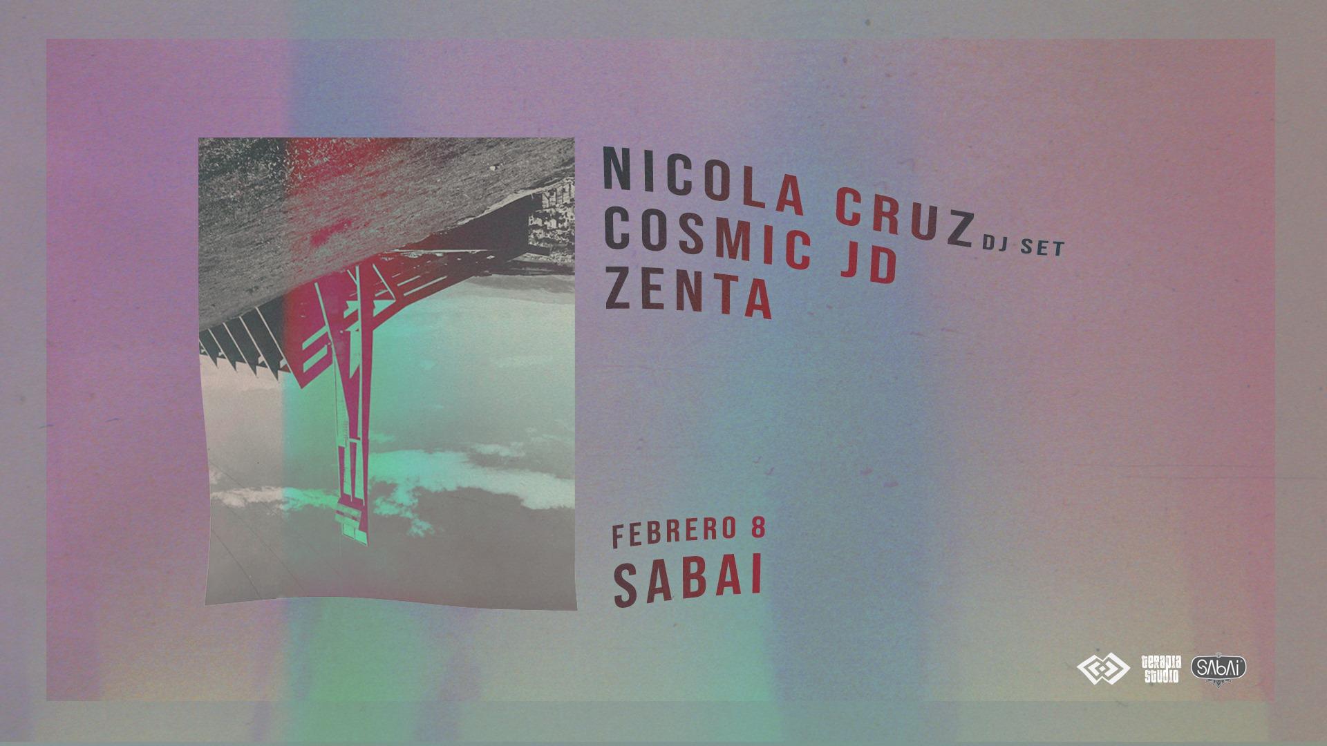 Cosmic JD • Nicola Cruz DJ Set en Quito, BuenPlan